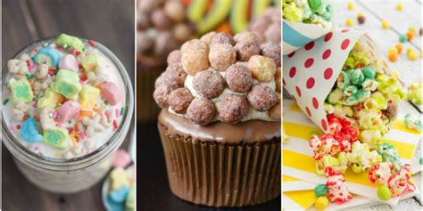 10 easy snacks you can make with cereal snack recipe ideas