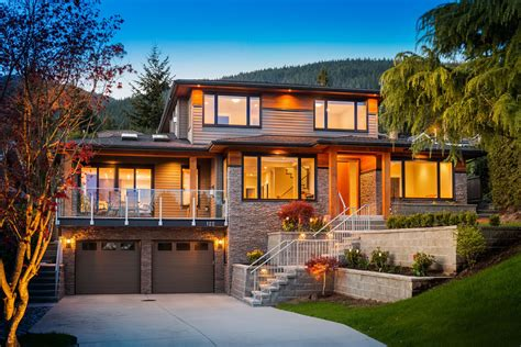 Home Design Vancouver by Braemar Vancouver Custom Home Wallmark Custom