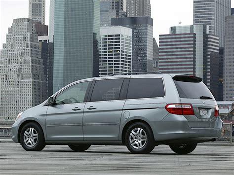 Honda Odyssey Specs & Photos