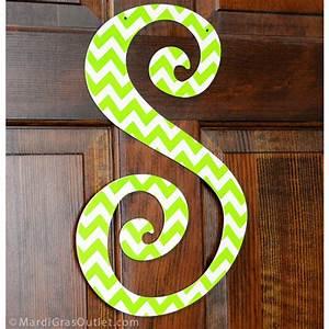Lime A Metal : 14 lime green chevron metal letter s 1769 ~ Edinachiropracticcenter.com Idées de Décoration