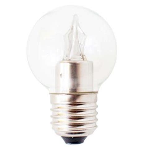utilitech pro light bulbs shop utilitech pro 4 5 watt 25w equivalent 2 700k medium