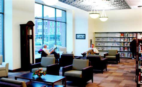 washington library project
