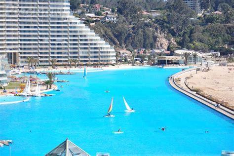 la piscina mas grande del mundo esta en chile piscinascom