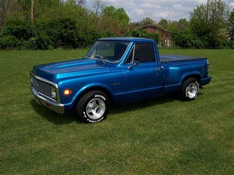 Chevy C10 Pickup Wlate Model Beds  Chevy Truck Ideas