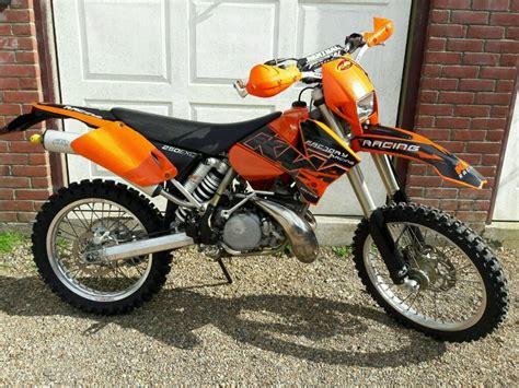road legal motocross bikes for sale ktm exc 250 2 stroke enduro bike road legal motocross 125