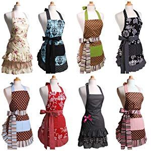 apron designs and kitchen apron styles flirty aprons s sugar n spice 9036