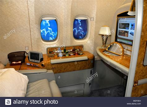 emirates airline class cabin emirates airplane cabin stock photos emirates airplane