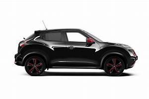 Nissan Juke Rouge : nissan juke une s rie sp ciale red touch en rouge et noir photo 3 l 39 argus ~ Melissatoandfro.com Idées de Décoration