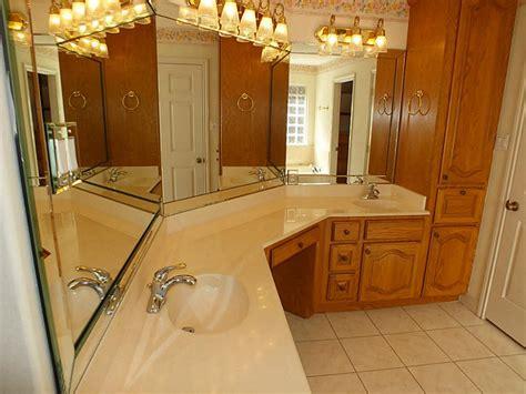 L Shaped Bathroom Vanity Cabinet by Decoration Ideas Artistic Wall Mounted Black Walnut