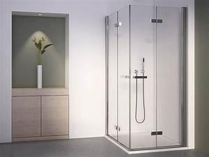 Badspiegel 80 X 80 : drehfaltt r eckeinstieg 80 x 80 x 195 cm duschabtrennung dusche eckeinstieg duschkabine ~ Bigdaddyawards.com Haus und Dekorationen