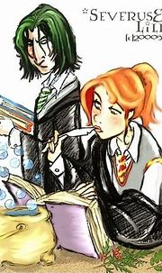 Lily and Severus - Severus Snape & Lily Evans Fan Art ...
