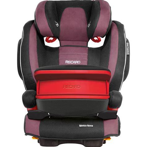 siege bouclier siège auto monza is seatfix avec bouclier violet