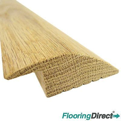 Solid Wood Ramp Profile Flooring Threshold, Profile, Door