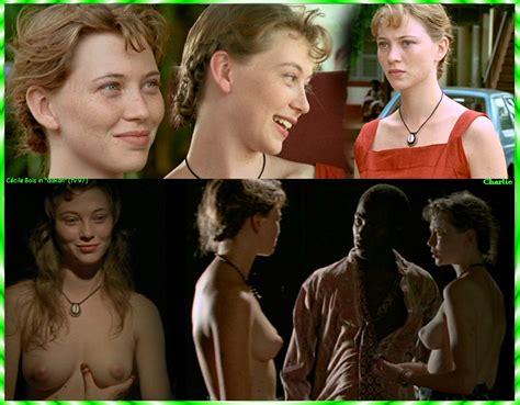 Cecile bois nude