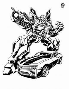 Coloriage Transformers - Les beaux dessins de Super Héros ...