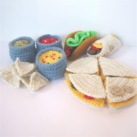 crochet cuisine crochet n play designs crochet pattern food