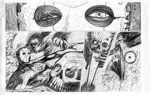 Jason vs Zombies pg2 by DougSQ on DeviantArt