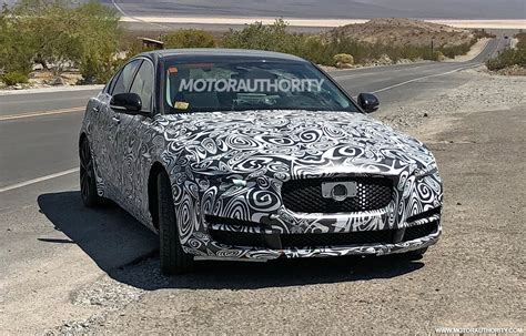 jaguar xe spy shots