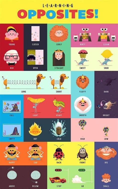 preschool opposites theme opposites learning activity for toddlers amp preschoolers 795