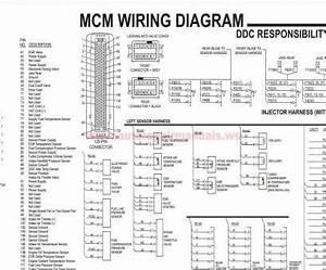 Mbe 4000 Starter Wiring Diagram Top      4000 Engine
