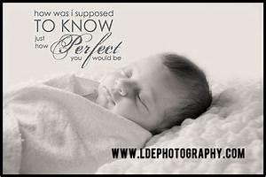 Tampa Newborn P... Perfect Baby Girl Quotes