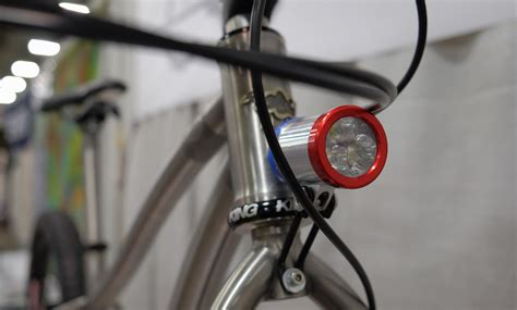 dynamo bike light the new sinewave cycles beacon dynamo light has a usb