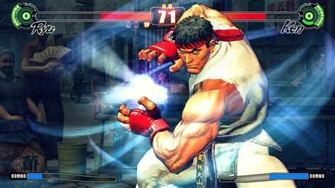 Street Fighter Iv Xbox 360 Review Chalgyrs Game Room