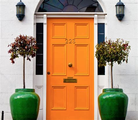 feng shui front door great feng shui front door colors to admire and learn from