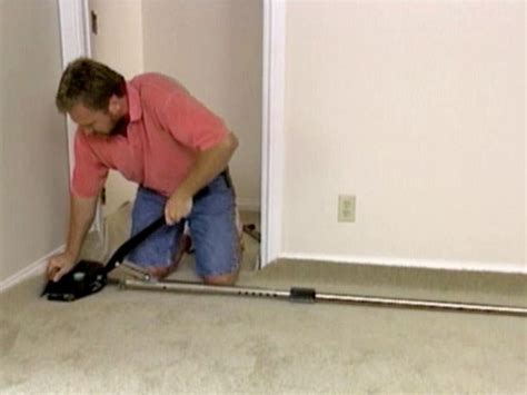 how to lay carpet how to install wall to wall carpet yourself how tos diy