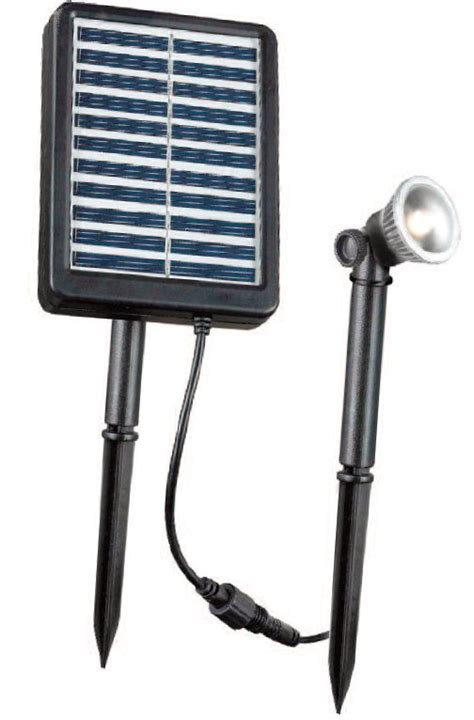 kenroy home 60501 seriously solar outdoor 1 0 watt led