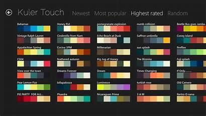 Kuler Ligne Graphic Apps Colour Nuancier Nuanciers