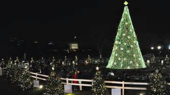 national christmas tree president s park white house u s national park service