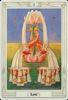 The Two Of Cups The Syzygy Of Soulmates  Shades Of Midnight