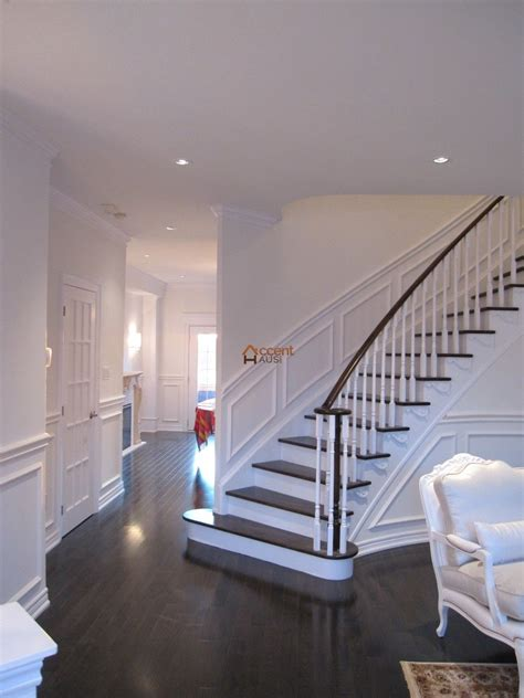 Affordable Wainscoting by Affordable Applique Wainscoting Installation Accenthaus