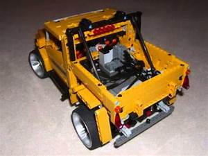 Lego Technic Pick Up : lego technic pick youtube ~ Jslefanu.com Haus und Dekorationen