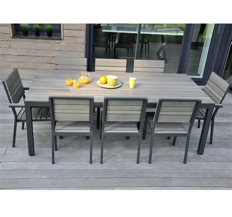 table de jardin extensible auchan jsscene com des