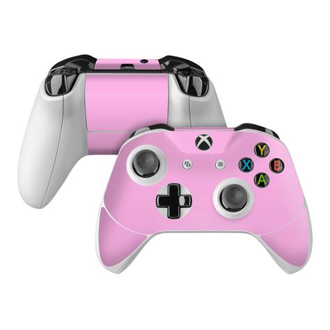 Microsoft Xbox One S Controller Skin Solid State Pink By Solid Colors Decalgirl