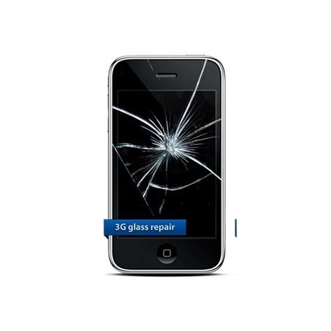 iphone broken screen iphone 3g 3gs repair and fix service broken screen