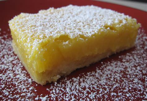 recipes with lemon lemon bars recipe dishmaps