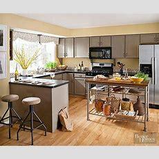 Warm Kitchen Color Schemes  Better Homes & Gardens