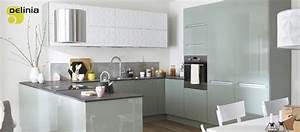 Cuisine Delinia Catalogue : model cuisine leroy merlin ~ Farleysfitness.com Idées de Décoration
