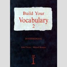 Build Your Vocabulary 2 Ebook Download  English Books For Learning
