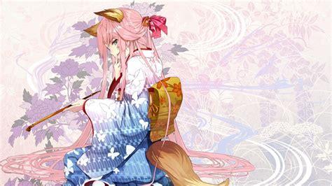 Anime Kitsune Wallpaper - kitsune hd wallpaper and background image 1920x1080