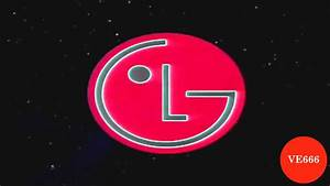 LG logo 1995 with The Real G Major 4 - YouTube
