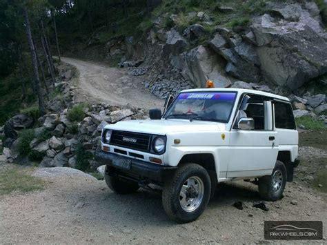 Used Daihatsu Rocky For Sale by Used Daihatsu Rocky 1995 Car For Sale In Peshawar