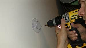 Installing A Dome Camera On A Wall