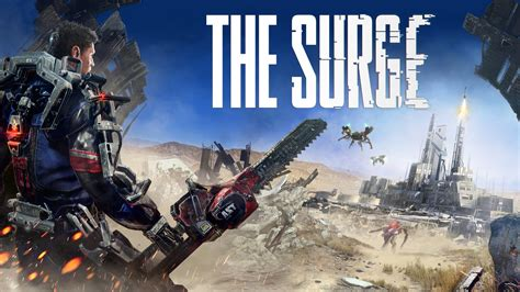 wallpaper the surge playstation 4 xbox one pc 2017 4k