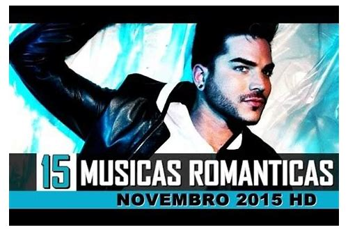 top musicas baixadas novembro de 2015