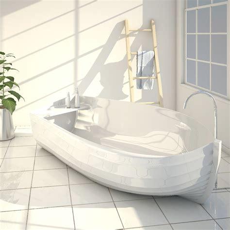 bagno in vasca vasca da bagno di design a forma di barca made in italy
