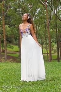 Hawaiian wedding dresses kauai high cut wedding dresses for Island wedding dresses